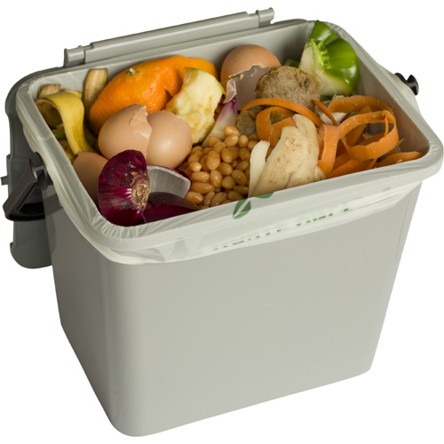 London Borough Of Bexley Starch Food Waste Kitchen Caddy