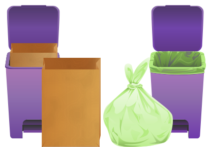 Medium Sized Bags